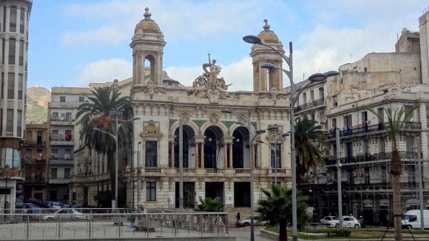 projet sahara algérien